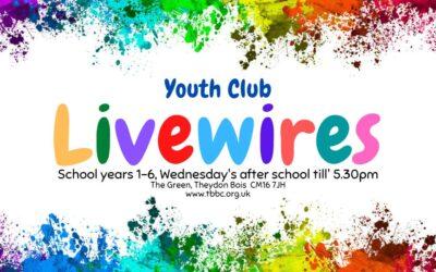 Livewires Youth Club, School Years 1-6